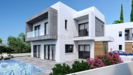3 BEDROOM DODERN DESIGN VILLA UNDER CONSTRUCTION IN PAREKLISIA - 3
