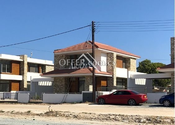 3 Bed House For Sale in Dekelia, Larnaca - 1