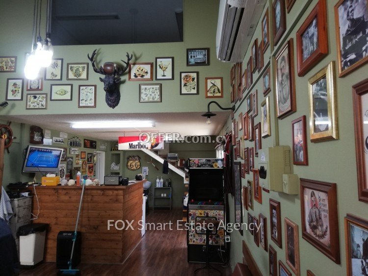 Shop 			 For Sale in Agios Nektarios, Limassol - 1