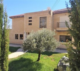 4-BED DETACHED VILLA IN SOTIRA LIMASSOL IN 3.420 M2 PIECE OF LAND - NO VAT