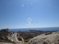 PLOT OF 743 M2 WITH SPECTACULAR AND UNOBSTRUCTED VIEWS IN AGIOS TYCHONAS  (UNDER DIVISION)