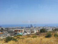 PLOT WITH PANORAMIC SEA VIEWS IN PANIOTIS HILL GERMASOGEIA