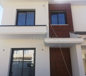 NEW 4-BED HOUSE IN ANTHOUPOLI, LIMASSOL FOR SALE