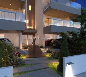 TWO-BED APARTMENT IN FANEROMENI, LARNAKA FOR SALE – NEW BUILDING