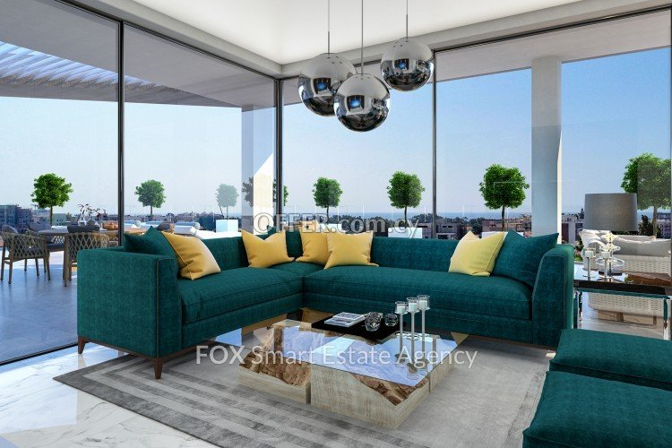 3 Bed  				Penthouse 			 For Sale in Potamos Germasogeias, Limassol - 1