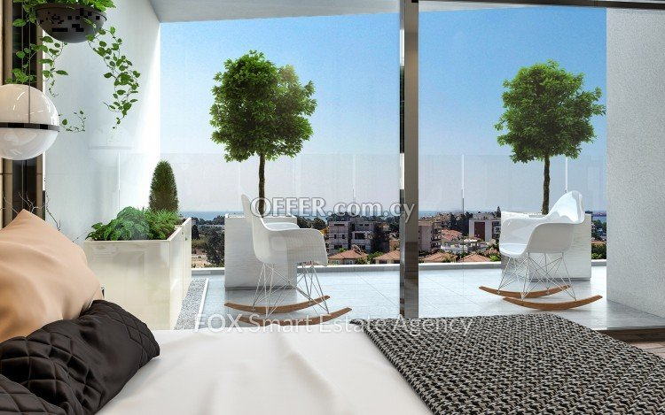 3 Bed  				Penthouse 			 For Sale in Potamos Germasogeias, Limassol - 3