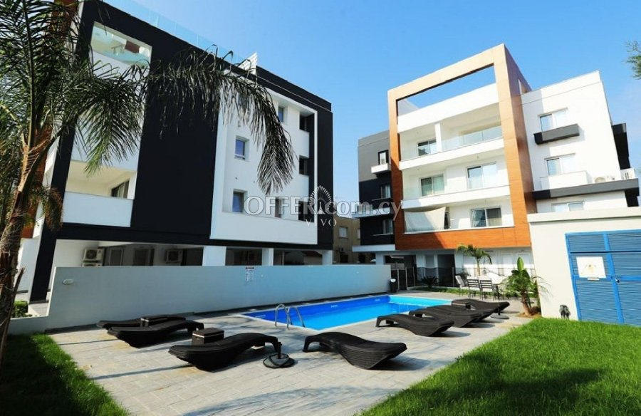 TWO BEDROOM APARTMENT 5 MIN FROM LARNACA CITY CENTER - 3
