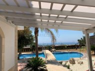 SEA VIEW  FOUR BEDROOM VILLA WITH LARGE GARDEN  FOR RENT - 1