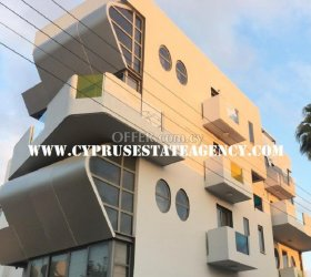 €80.000 RENTAL INCOME YEARLY – 5 DELUXE RESIDENTIAL APARTMENTS FOR SALE IN LARNAKA TOWN-CENTRE