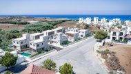 4 Bedrooms Detached Villa with Sea Views Attached to Green Area, Kapparis - 4