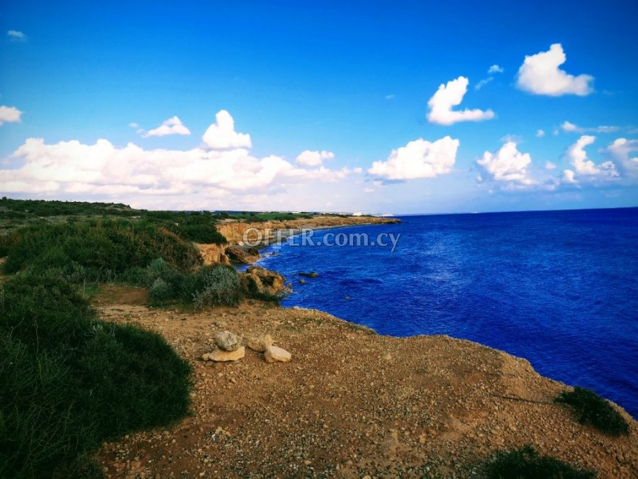 Land Parcel 1672 sm in Avdimou, Limassol - 1