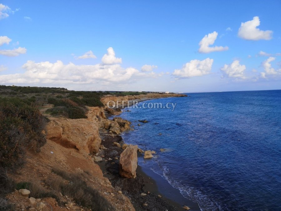 Land Parcel 1672 sm in Avdimou, Limassol - 2