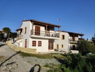 4 BEDROOM STONE BUILT DETACHED  HOUSE IN PSEMATISMENOS