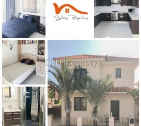 RN SPS 310 / 3 Bedroom house in Oroklini tourist area – For sale