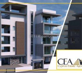 RESIDENTIAL BUILDING FOR SALE AS ONE UNIT. NEXT TO CAZINO VILLAS, IN ZAKAKI, LIMASSOL