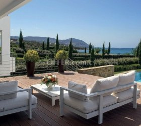 SEA-FRONT LUXURY VILLAS IN AKAMAS PENINSULA FOR SALE