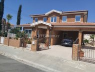 5 Bed House For Rent in Kiti, Larnaca
