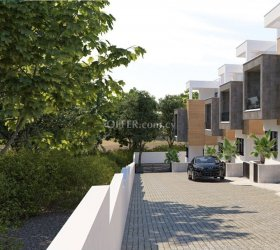 Modern off Plan detached House in Agios Syllas