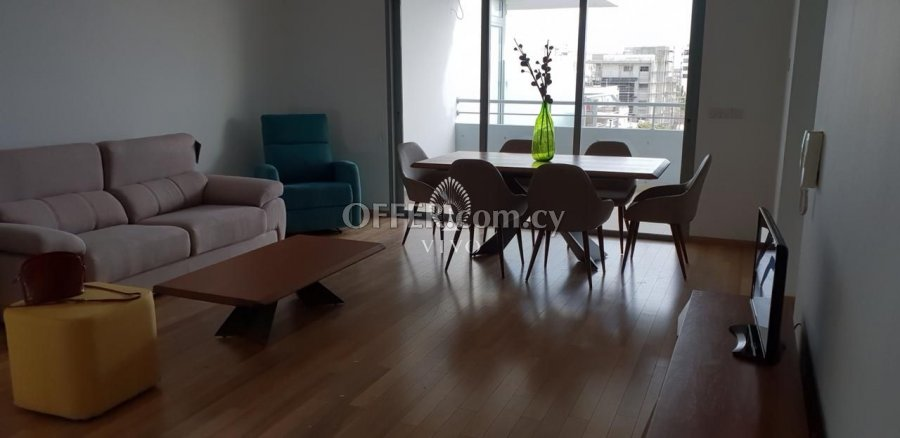FULLY FURNISHED THREE BEDROOM APARTMENT IN THE HEART OF LIMASSOL - 1