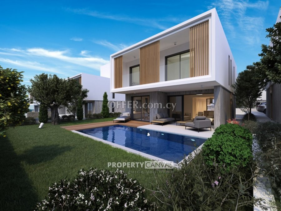 3 bedroom detached villa for sale in Emba - 1