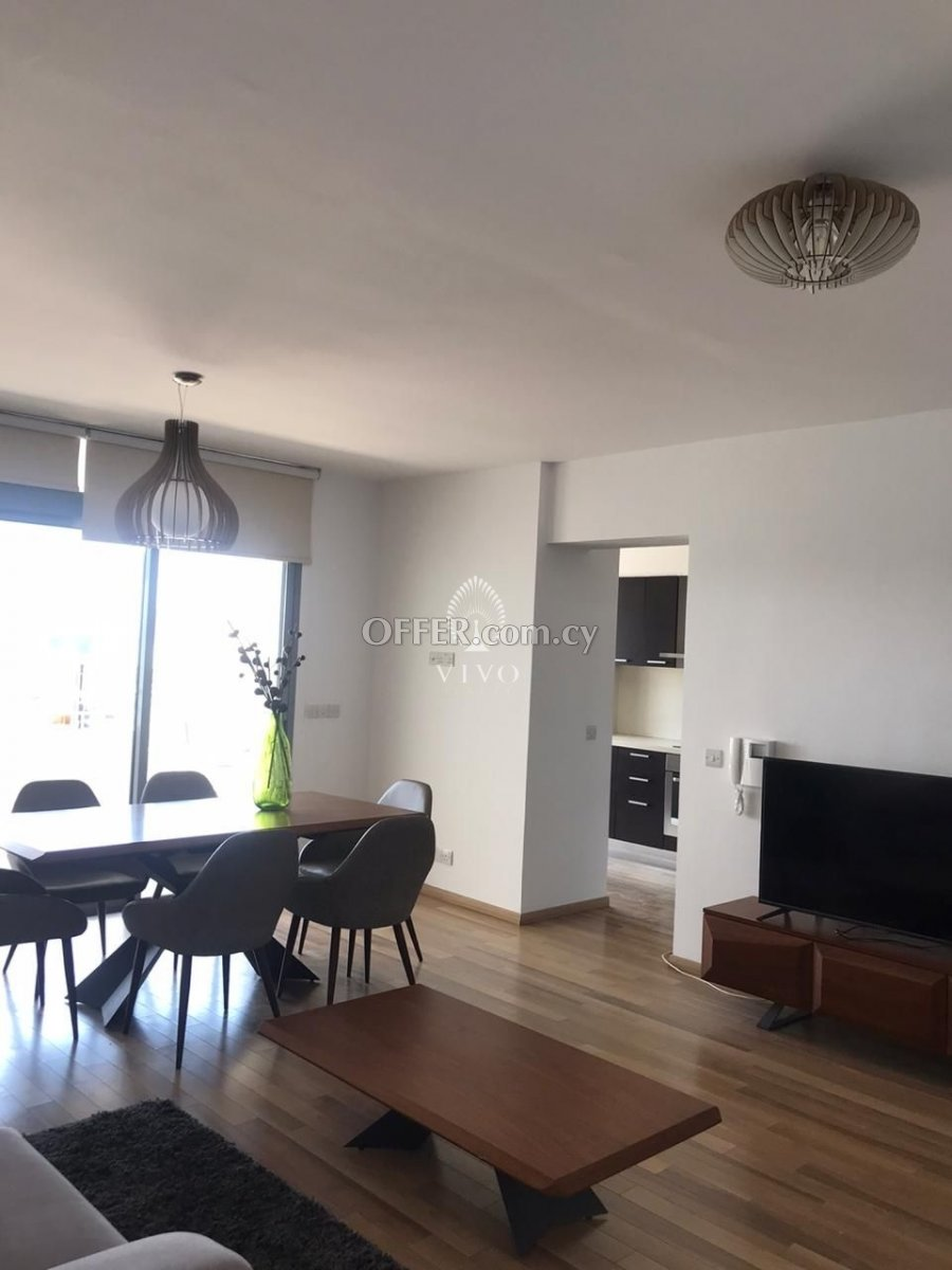 FULLY FURNISHED THREE BEDROOM APARTMENT IN THE HEART OF LIMASSOL - 6