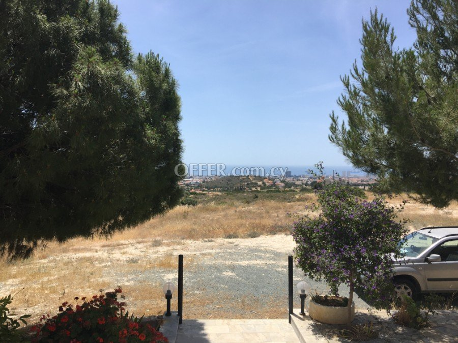 Residential Land In Sfalaggiotissa With Unobstacted Sea View - 1