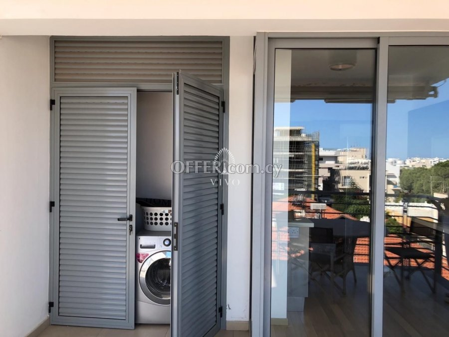 FULLY FURNISHED THREE BEDROOM APARTMENT IN THE HEART OF LIMASSOL - 5