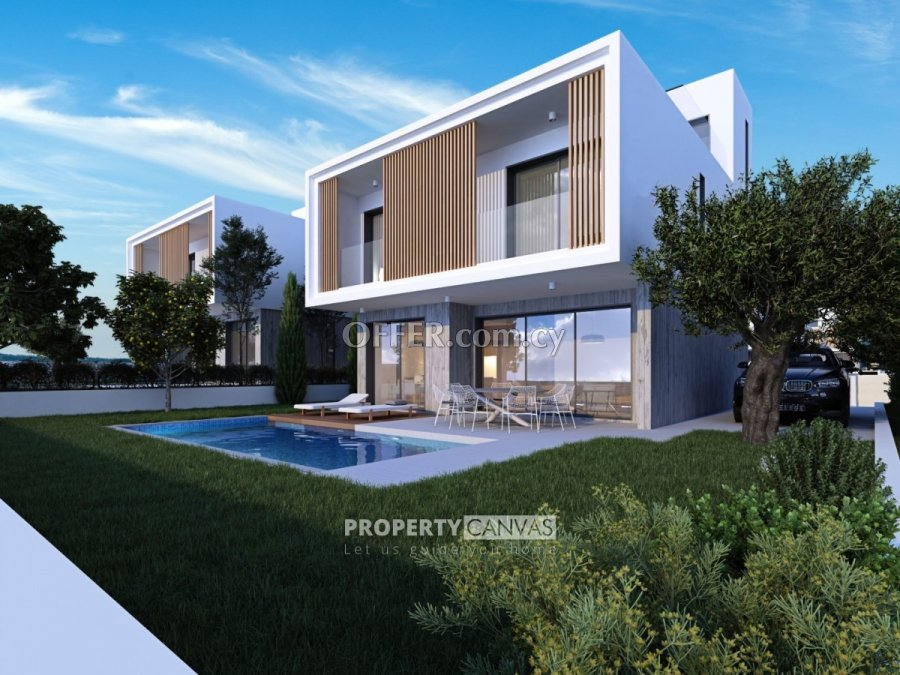 3 bedroom detached villa for sale in Emba - 4