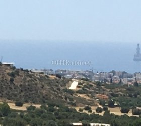 Residential Land In Sfalaggiotissa With Unobstacted Sea View - 3