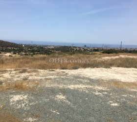 Residential Land In Sfalaggiotissa With Unobstacted Sea View - 2