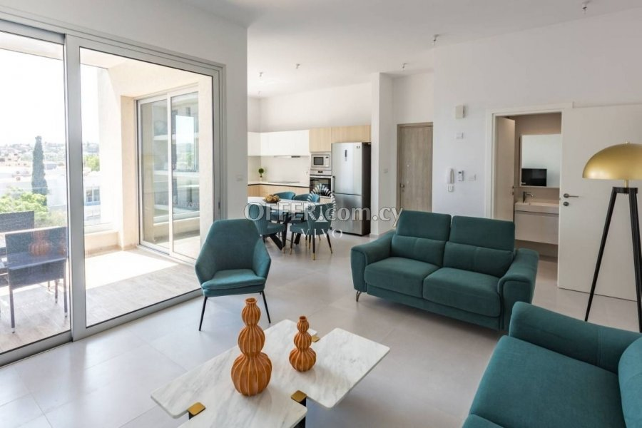 OUTSTANDING BRAND NEW 3BEDROOM APARTMENT CLOSE TO POSEIDONIA HOTEL - 1