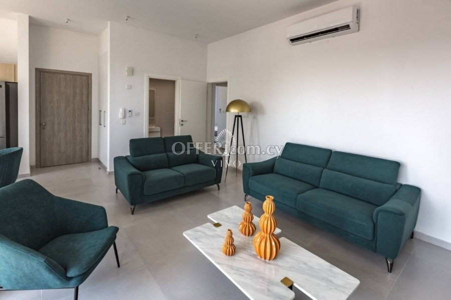 OUTSTANDING BRAND NEW 3BEDROOM APARTMENT CLOSE TO POSEIDONIA HOTEL - 6