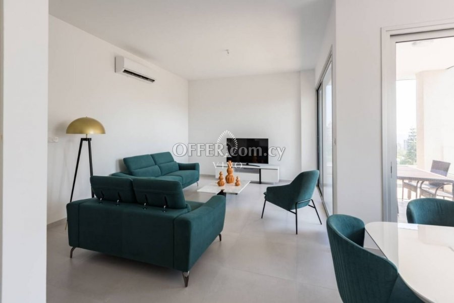 OUTSTANDING BRAND NEW 3BEDROOM APARTMENT CLOSE TO POSEIDONIA HOTEL - 5