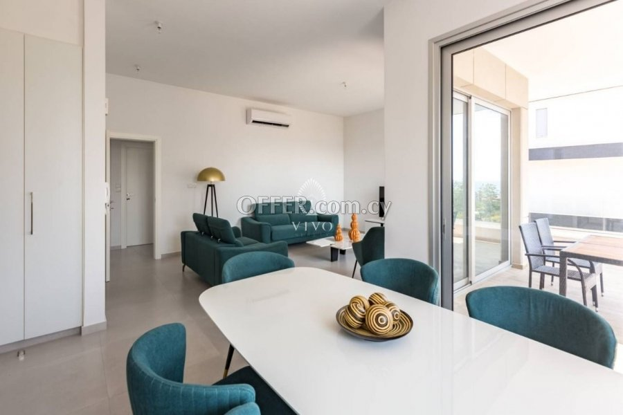 OUTSTANDING BRAND NEW 3BEDROOM APARTMENT CLOSE TO POSEIDONIA HOTEL - 4