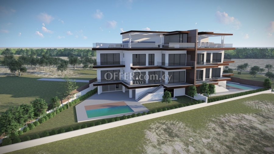 MODERN 4 BEDROOM APARTMENT IN GERMASOGEIA VILLAGE - 1