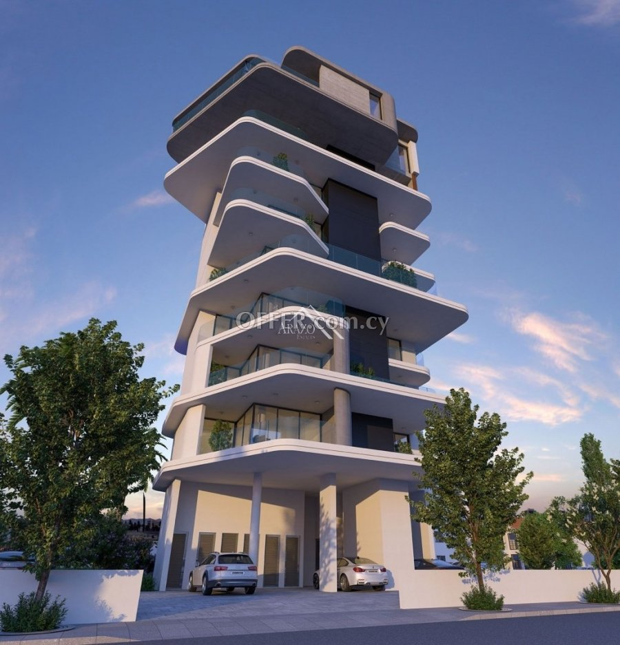 2 Bed Apartment For Sale in Harbor Area, Larnaca - 1
