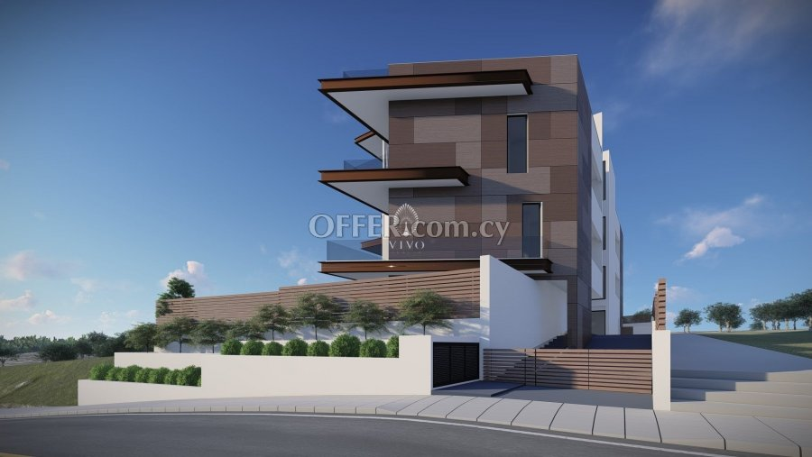 MODERN 4 BEDROOM APARTMENT IN GERMASOGEIA VILLAGE - 5