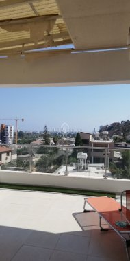 3 BEDROOM PENTHOUSE WITH UNOBSTRUCTED  VIEWS IN GERMASOGEIA.