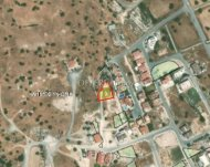 PLOT OF 682 SQM IN AGIOS SYLAS  YPSONAS