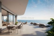 SEAFRONT THREE BEDROOM PENTHOUSE IN POTAMOS GERMASOGEIAS