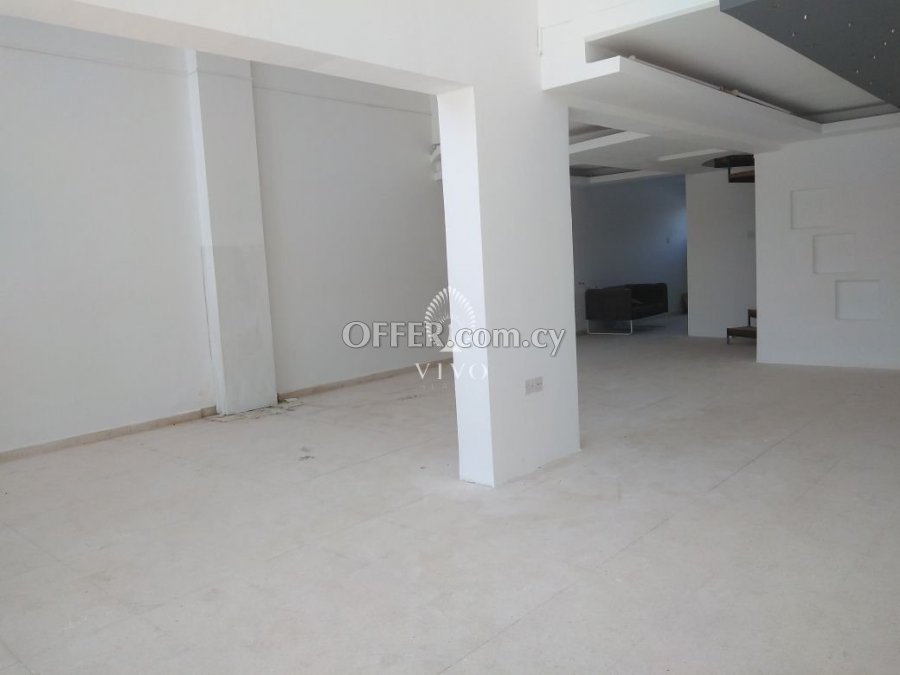 SHOP 120 SQM IN THE TOURISTIC AREA OF LIMASSOL - 1