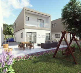 Modern 3 bedroom under construction house in north district areas of Limassol - 6