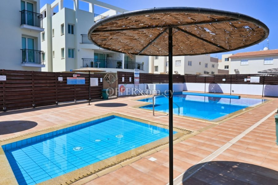2 Bedroom Apartment For Sale, Kapparis - 1