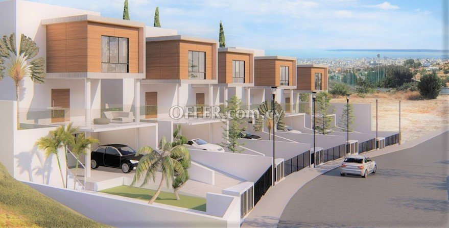 3 BED DETTACHED HOMES FOR SALE IN AYIOS ATHANASIOS - 1