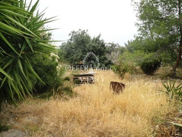 RESIDENTIAL LAND OF 1,796 m2 IN AGIOS ATHANASIOS - 2