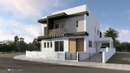 UNDER CONSTRUCTION 3 BEDROOM CORNER HOUSE IN EKALI LIMASSOL - 5