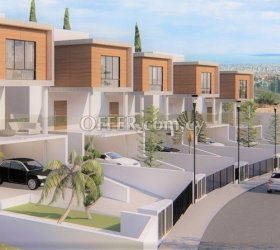 3 BED DETTACHED HOMES FOR SALE IN AYIOS ATHANASIOS