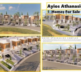 3 BED DETTACHED HOMES FOR SALE IN AYIOS ATHANASIOS - 2