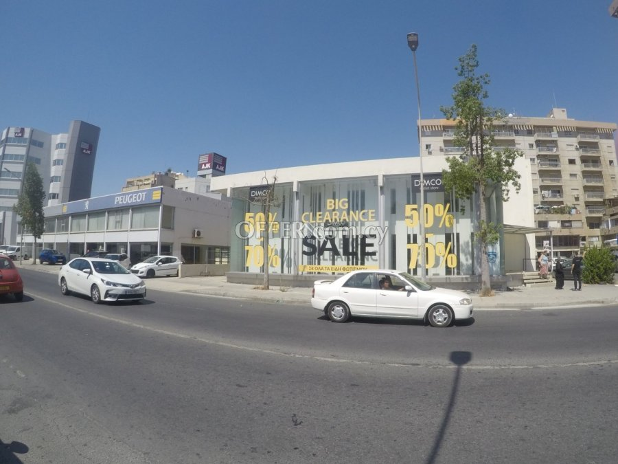 Shop For Rent in Harbor Area, Larnaca - 1