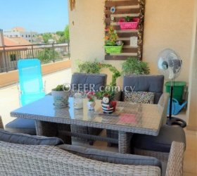 *Price-Reduced* LARGE 3 BED PENTHOUSE FOR SALE (214m2), FULLY EQUIPPED IN AYIA PHYLA – (NO VAT)